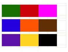 Montessori Color, Montessori Materials, Color Box, Bar Chart, Third, Boxes, Diy, Pattern, How To Make