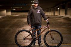 Bikecheck: Jeremy Menduni's Partymaster - The Rise 24 Bike, Bicycle, Vtt Dirt, Vintage Bmx Bikes, New Builds, Biking, Mtb, Quotes Motivation, Hs Sports