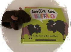 Gotta Go Buffalo - A Book About Saying Goodbye Goodbye Song For Kids, Hello Goodbye, Saying Goodbye, Preschool Songs, Kids Songs, Classroom Activities, Transportation Theme, Great Books To Read