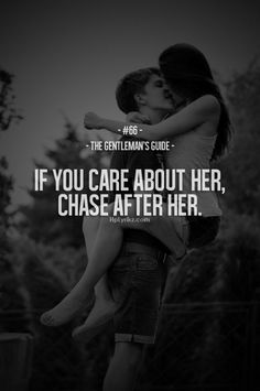 I do chase, I wish you would let me catch you and take you to our home