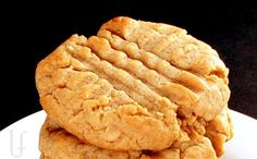 """""""JUST ONE"""" PEANUT BUTTER COOKIE"""