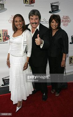 Actress/singer Telma Hopkins singer Tony Orlando and singer Joyce Vincent attends the reunion concert and DVD premiere for the musical group Tony...