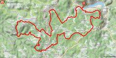 [Corrèze] Le causse Dordogne / Corrèze Départ du lac du Causse pour affronter dès le départ la plus grosse difficulté du parcours : la montée sur le causse et ses dolmens. Puis direction plein ouest pour changer de département : la Dordogne. Après l'Espinasse, la trace est de retour en Corrèze. Le retour après Chartrier-Ferrière se fait par la forêt de Couzage sur un magnifique single.