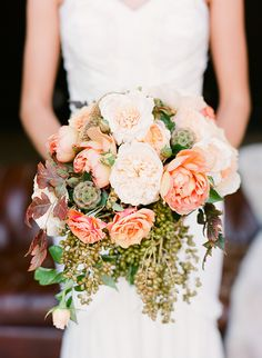 Romantic, modern wedding inspiration | by Good Company SF | 100 Layer Cake
