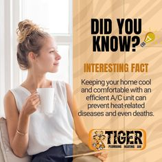 💡 Recent studies conducted by the Environmental Protection Agency state that there are more than 9,000 Americans who die due to heat-related issues. And, your air conditioning system can be a lifesaver, indeed! 💡 Heating Furnace, Eden Prairie, Environmental Protection Agency, Air Conditioning System, Life Savers, Minneapolis, Plumbing, Did You Know, Fun Facts