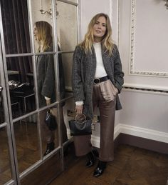 lucy williams in our super soft, double layered Anouck long sleeve #ayai