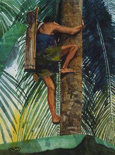 """""""Mananggite"""" by Fred Galan"""