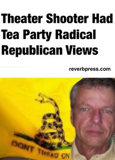 59 year old John Russell Houser of Phenix, Alabama, a right wing domestic terrorist who opened fire with a handgun in a Louisiana movie theater Thursday night, killing two and seriously wounding several others before taking his own life as law enforcement closed in, was a radical Tea Party supporter. Houser has been a member of the Tea Party Nation since 2013, was a regular Tea Party guest on a local television show, and has left a long trail of online comments showing his religious…