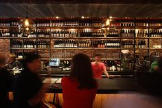 Marco Canora's wine bar in the neighborhood: Tribeca Terroir