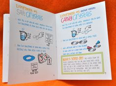Mad Science Birthday - Printable Experiment Book Party Favor. $8.00, via Etsy.