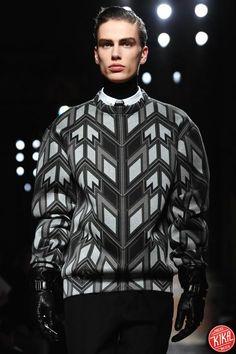 Milano Moda Uomo: la sfilata Les Hommes