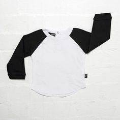 Contrast Long Sleeve Tee