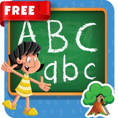 A wonderful app to learn English alphabets. It's learning English ABC for kids which has brought a bundle of joy along with learning games and activities. Here're 4 main features of learn, write, play games and jingle song. This and much more fun to explore here: https://play.google.com/store/apps/details?id=com.littletreehouseapps.LearnAlphabets #EnglishAlphabets #Games #JingleSong #Fun #Apps #Kids