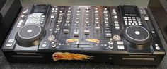 B-52 PRODIGY PROFESSIONAL DUAL CD/MP3. 4 CHANNELS for Repair