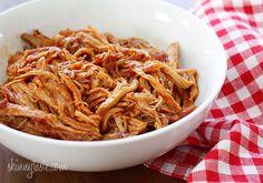 Slow Cooker Pulled Pork | Skinnytaste