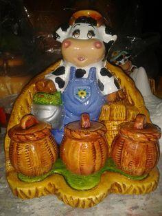 Biscuit, Dinnerware, Decoupage, Clay, Ceramics, Disney Princess, Painting, Cold, Wood