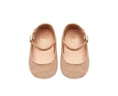 Leather Mary Jane Ballerina Shoes *swoon*