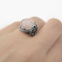 PINK SORBET - ring III by AnnaMroczek