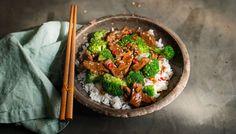 Mongolisches Rind mit Brokkoli und Jasminreis Mongolisches Rind, Allrecipes, Beef, Ethnic Recipes, Food, Teller, Chili, November, Camping