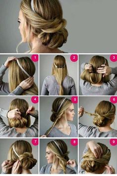 Hair Arrange Up Hairstyles Easy Hairstyles For School Braided Hairstyles Tutorials Formal Hairstyles Easy Wedding Guest Hairstyles Curly Hair Styles Natural Hair Styles Hair Inspiration Medium Hair Styles, Curly Hair Styles, Natural Hair Styles, Hair Medium, Hairstyles Haircuts, Braided Hairstyles, Casual Hairstyles, Barber Hairstyles, School Hairstyles