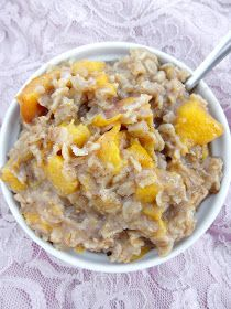 The Oatmeal Artist: 3 New Overnight Oat Recipes!
