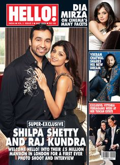 May 2009 Shilpa Shetty, One In A Million, Incredible India, Super Powers, Indie, Cinema, The Incredibles, Photoshoot, Random