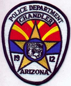 Montclair police patch san bernardino county california for Department of motor vehicles chandler arizona