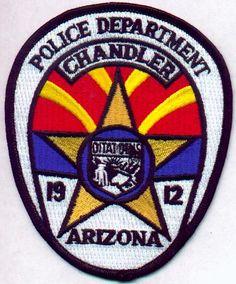 Montclair police patch san bernardino county california for Department of motor vehicles chandler az