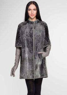 Пальто из каракуля (103 фото): под каракуль, из каракульчи, из свакара, с каракулем, модное каракулевое пальто 2017, короткое