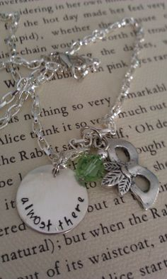 Princess Tiana  Disney Inspired Necklace by LoBabyCreations