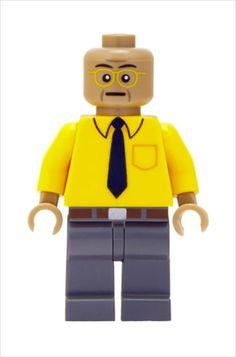'Bricking Bad' - 'Breaking Bad' Lego  Gustavo