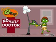 Las Aventuras de Gorgui Episodio 1 No quiero ir con el Doctor - YouTube  dolor de garganta, caparzon, fiebre, etc