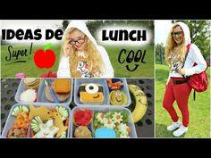 10 IDEAS PARA EL LUNCH DE TUS HIJOS! - YouTube