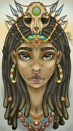 💎chanelle x rosegold💎 afro art, female art, female face drawing, woman Black Girl Art, Black Women Art, Art Girl, Black Girls, African American Art, African Art, African American Tattoos, Cartoon Drawings, Cool Drawings