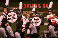 2012 Oviedo HS Marching Band