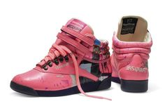 Sneakers – Women's Fashion :    Reebok x Jean-Michel Basquiat (Autumn/Winter 2013)  - #Sneakers https://youfashion.net/fashion/sneakers/sneakers-womens-fashion-reebok-x-jean-michel-basquiat-autumnwinter-2013/