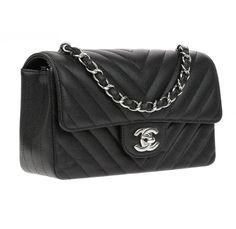 9f842620cd40 BOY CHANEL Handbag Grained Calfskin & Gold-Tone Metal Black - view 1 ...