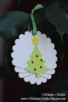 Children's Fun Foam Ornament - Christmas Tree
