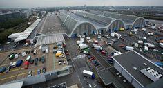 Hamburg Wholesale Market, Germany #wholesalemarkets #hamburg