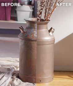 In just 4 simple steps, Stops Rust makes the old look brand new. Remove the rust on any of your items and get long-lasting results. Whether a vintage piece of decor, dated furniture, rusty metal tabl Deep Cleaning Tips, Cleaning Hacks, Vintage Home Decor, Diy Home Decor, Painted Furniture, Diy Furniture, Furniture Making, Vintage Furniture, Distressed Furniture