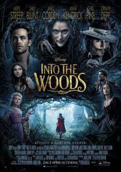 INTO THE WOODS: IN USCITA IL FILM DISNEY SULLE FAVOLE DEI FRATELLI GRIM - http://c4comic.it/2015/03/31/into-the-woods-in-uscita-il-film-disney-sulle-favole-dei-fratelli-grim/