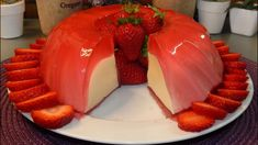 Cold Desserts, Something Sweet, Cheesecakes, Kai, Panna Cotta, Pudding, Meals, Ethnic Recipes, Food