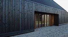 Woning Blackbird valt op met verbrand hout | Bright.nl
