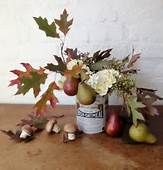 rustic table centerpiece - Bing Images