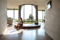 לא רק בלונדיני: בית חכם בהולנד | בניין ודיור