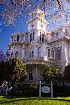 Governors Mansion, State Historical Park, Sacramento, CA