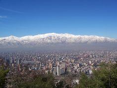 Santiago, Chile {Visited}