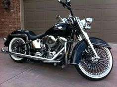 Bought my first HD ~ 2011 Fatboy Lo. - Page 3 - Harley Davidson Forums