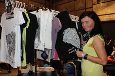 Мои футболки на Sunday Up Market 2012