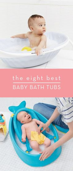Eight Best Baby Bath Tubs | Thrifty Littles
